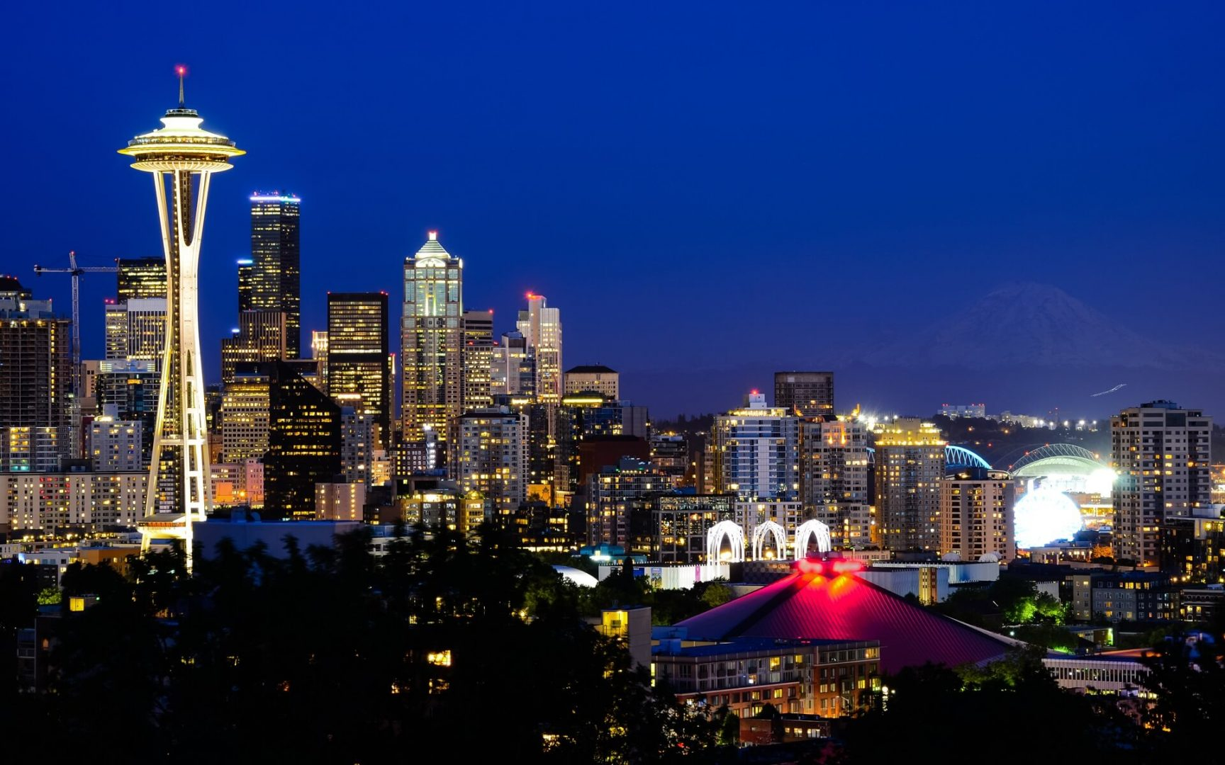 Seattle | City Header Image